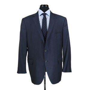 Peter Millar Wool Blazer Sport Coat Jacket 48R